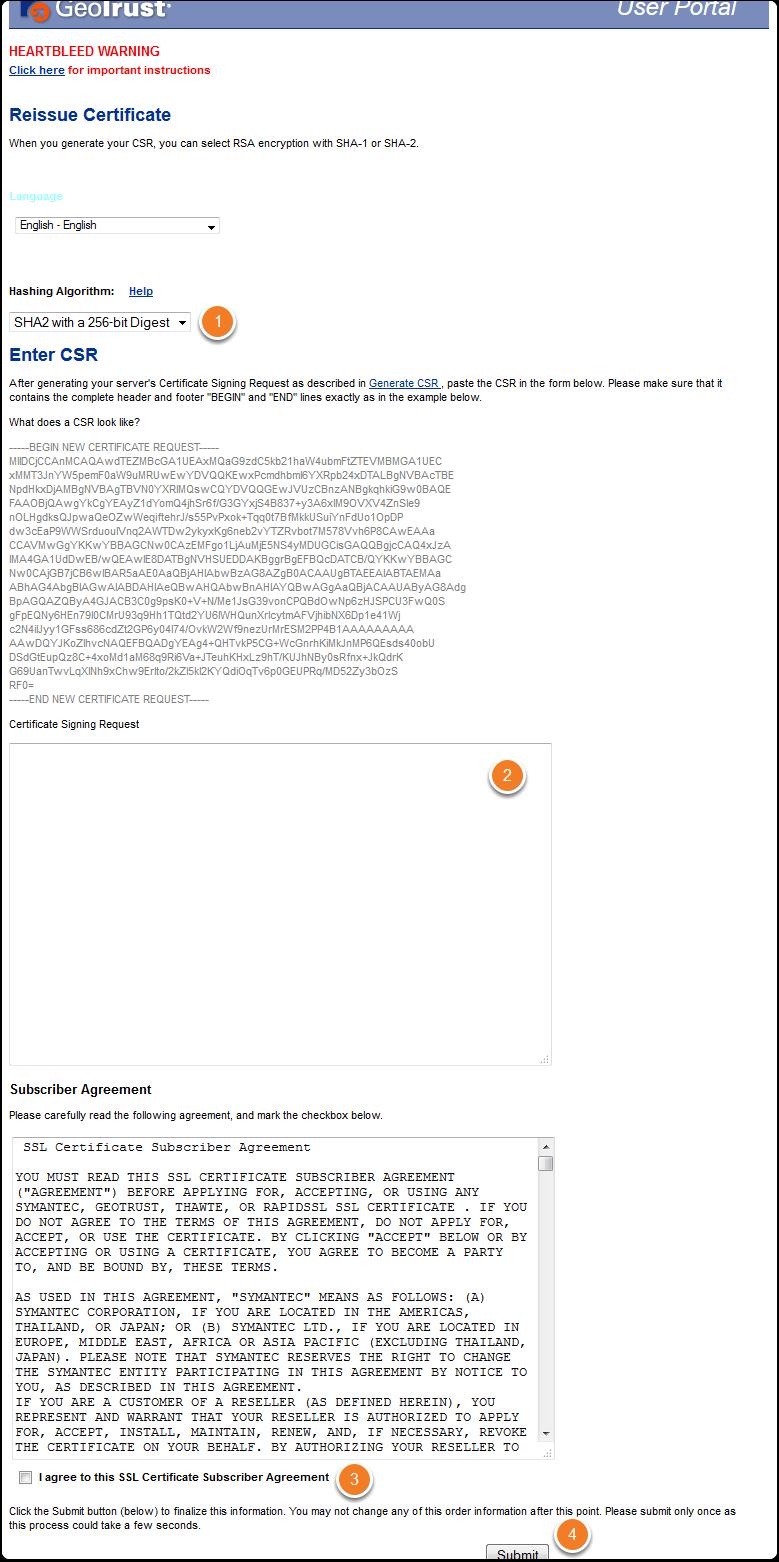 Reissue an ssl certificate help support ed1d05a5 f7b5 40b5 b3de d61760235754g 1betcityfo Gallery